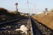 Un sabotatge a la línia de Manresa impedeix reprendre el servei amb tren pel temporal