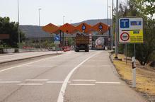 Foment estudiarà construir més accessos a l'autopista a l'alliberar el peatge l'any 2021