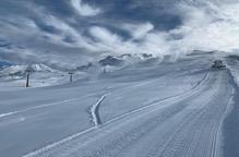 La nevada del cap de setmana deixa 40 centímetres al Pirineu i arriba el fred