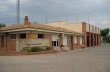Inversió d'un milió per reformar el parc de bombers de Balaguer