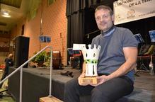 Atorguen el premi Sardalleida al compositor Òscar Barqué
