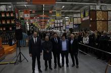 Bricomart ha invertit 11,5 milions en el gran magatzem