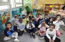 Desenvolupament integral de l'alumne, projecte al col·legi Camps Elisis