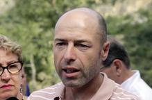 L'alcalde de Sant Esteve, president del consell d'alcaldes del Jussà