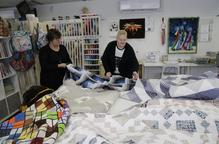 Exposició de patchwork 'made in Lleida' al Parador