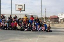 El Pardinyes, a l'escola La Creu de Torrefarrera