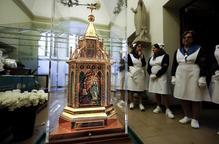 La santa Bernadette, a Lleida