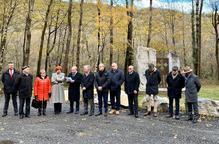França i Aran senyalitzen la ruta del Camí de la Llibertat