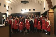Cuina inclusiva per a usuaris de Down Lleida