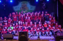 Cent anys de futbol a Verdú