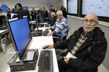 La Llar de Jubilats del Secà estrena una aula informàtica