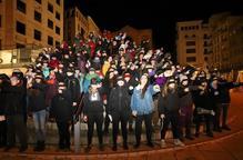 Lleida difon l'himne xilè contra la violència masclista