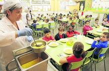 Concedides 7.600 beques menjador per aquest curs escolar a Lleida