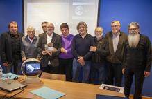 L'exalcalde de Vallbona rep un homenatge del Grup de Recerques