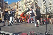 IMATGES: Lleida se suma a La Marató organitzant mig miler d'activitats solidàries