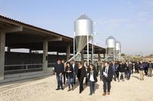 Grup Aragonés dobla la capacitat de les granges i aspira a generar zero residus