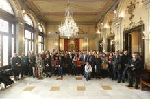 Els 'ambaixadors' de Lleida tornen a casa per Nadal