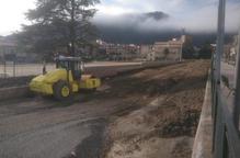 Primeres obres per potenciar la Pobla com a Porta del Pirineu