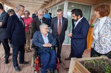 """Millorar les condicions del personal de geriàtrics, """"un repte"""" del Govern"""