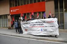 Dos doctorandes denuncien la UdL al no prorrogar-los el contracte