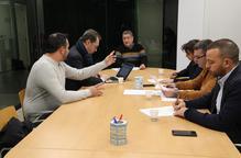 Lleida i UE Gardeny atansen postures sobre el conveni