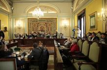 Llum verda final al pressupost de la Paeria amb els vots del govern