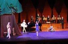 Ballet per al públic familiar a l'Auditori