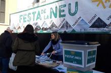 L'esquí de Lleida es promociona a Tarragona