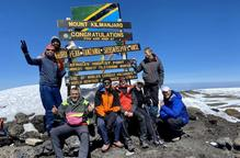 Expedició al Kilimanjaro del Centre Excursionista de Lleida