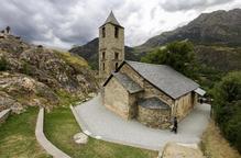 Llum i so per explicar la història del romànic a Sant Joan de Boí