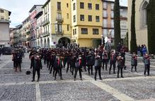 L'himne xilè feminista arriba també a la Seu d'Urgell