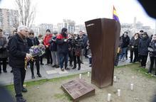 Neus Català tindrà un carrer a Lleida per no oblidar l'horror