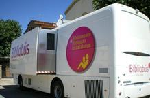 Una quinzena de pobles de l'Alta Ribagorça i els Pallars 'estrenen' Bibliobús