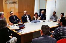 Alcaldes del Baix Segre demanen més seguretat al conseller Buch