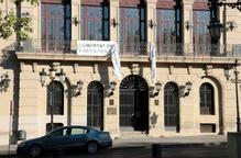 """Absolts els que van retirar la pancarta de """"presos polítics"""""""