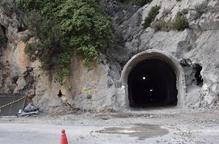 Perforen la primera de les quatre galeries d'emergència del túnel de Tres Ponts