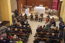 L'Urgell exhibeix els seus futurs músics