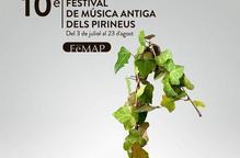 Un artista andorrà firma el cartell del Festival dels Pirineus