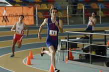 Bernat Erta, rècord estatal sub-20 'indoor' en 400 metres