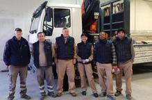 Tàrrega contracta 9 aturats amb el programa 'Treball i formació'