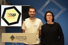 """La CUP critica """"falta de transparència"""" a la Seu"""