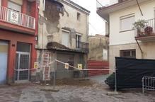 Torrefarrera i Puigverd tanquen carrers pel mal estat de diverses cases