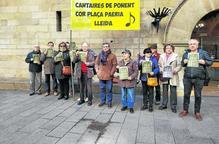 Els cantaires de Ponent actuaran a Perpinyà i a Puig de les Basses dissabte