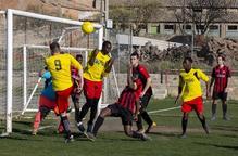 Victòria del Verdú amb dos gols en pròpia porta