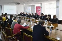 La Cambra destina 330.000 euros a teixir llaços amb Andorra i Occitània