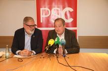 Fèlix Larrosa veu mala intenció del govern en els càlculs del dèficit