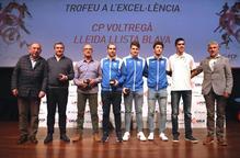 Premis per a Lleida, ahir a la Gala del Patinatge Català