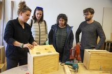 Instal·len en vuit anys 864 nius per reduir l'impacte del Segarra-Garrigues en les aus