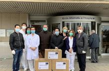 Primera menor infectada a Lleida, ja sense proves per a símptomes lleus