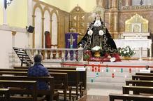 Lleida demana ajut a la Verge dels Dolors